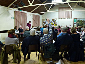 Friends of Bampton Library meeting