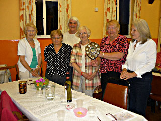 Shillingford :Ladies Guild - Help for Heroes