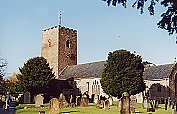 St Michael & All Angels, Bampton