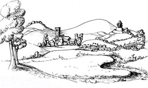 The Motte 1801