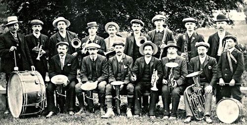 Town Band 1911