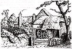 Manor Mill drawing