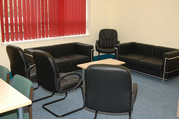 The new Staff Room