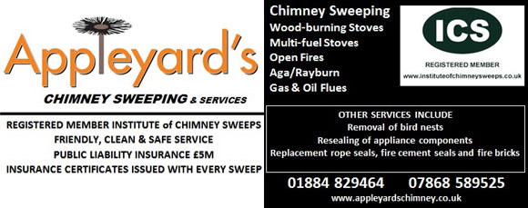 Appleyard's Chimeny Sweeping