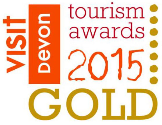 Visit Devon Gold Award