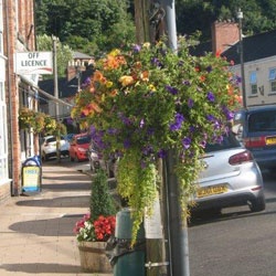 Bampton in Bloom 2018
