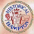 Bampton map logo