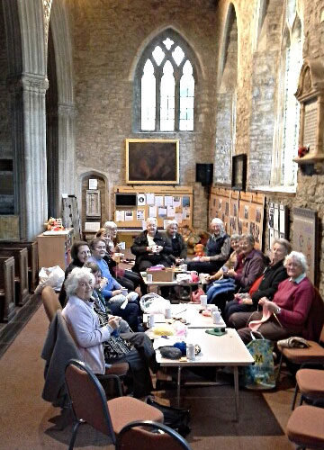 Knit Group December 2014