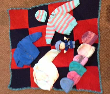 Knit and natter Jan.2015