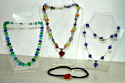 Glass-bead jewellery