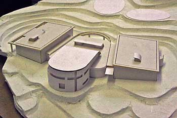 Model of the new school